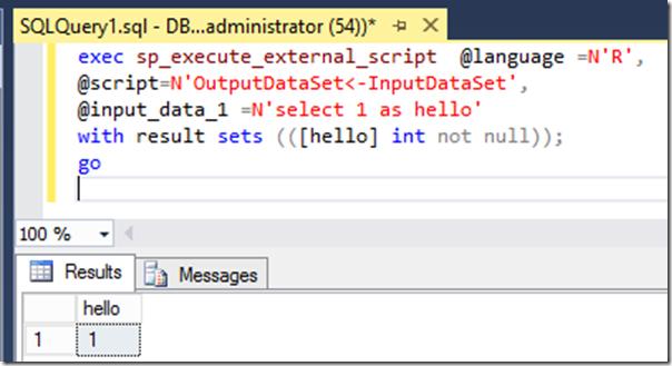 SQL Server 2016 Verify Scripting Success