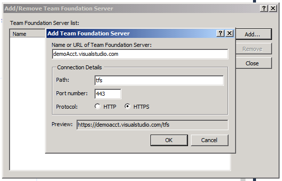 VS2010Connection1