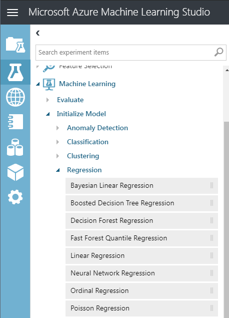 Azure Machine Learning Models