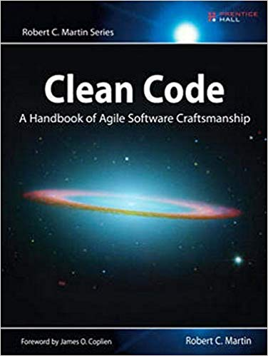 Clean Code book cover image