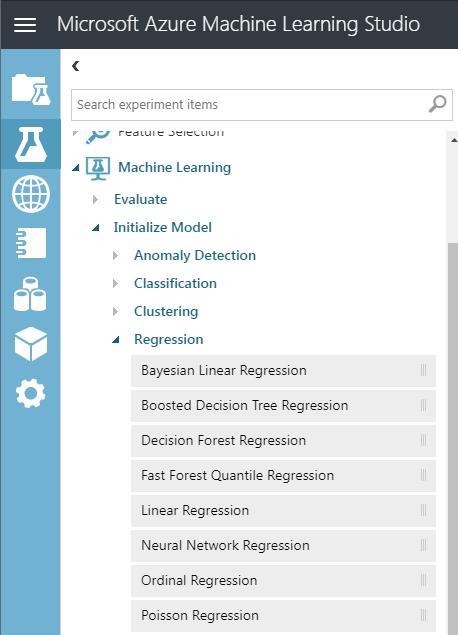 Azure Machine Learning Models